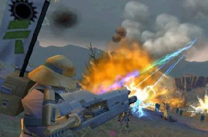 Battalion Wars II will have online multiplayer