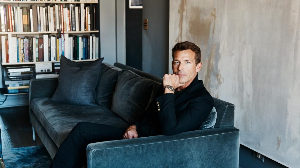 Creative Executive Matthew Moneypenney on Art, Watches and His Favorite Mercedes Benz