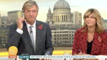 Richard Madeley shocks viewers by admitting he goes commando
