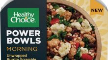 Healthy Choice Enters the Breakfast Category with Launch of Morning Power Bowls