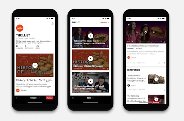 Flipboard TV expands to all Android and iOS devices