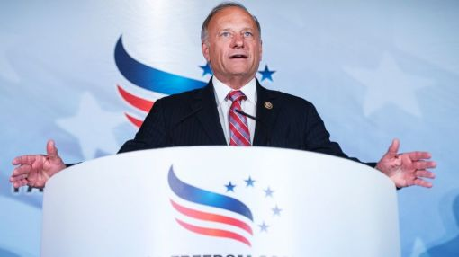 Rep. Steve King: Trump's Pivot on Immigration Gives Him an 'Uneasy Feeling'
