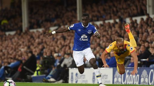 Lukaku, Benteke strike as Everton, Palace draw