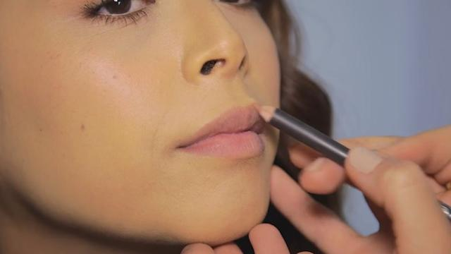 The easiest way to make your lips look fuller