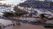 UK Flooding: Two Shropshire Towns Urged To Evacuate As Rivers Rise To Record Levels