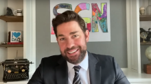 'The Office' reunion: John Krasinski launches online TV show with Steve Carell as his first guest