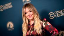 Hilary Duff on her 'Lizzie McGuire' years: 'It's not like I didn't sneak off and party sometimes and get drunk'