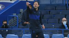 Lampard tells Chelsea not to get caught up in Man Utd form and to embrace Champions League pressure