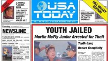 'USA Today' Featuring 'Back to the Future' Front Page Sells Out