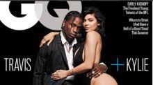 Travis Scott y Kylie Jenner protagonizan su primera portada juntos