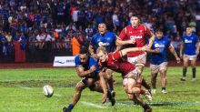Wales rugby team overcome sickness to beat Samoa