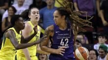 Brittney Griner joins WNBA players questioning G League 'Select Contracts'