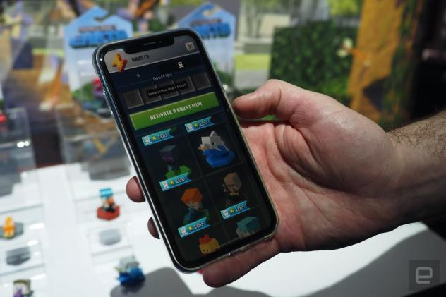 'Minecraft Earth' tweaks encourage home play and social distancing
