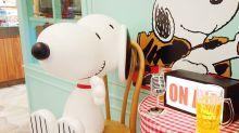 Snoopy 70週年-時代廣場POP UP屋