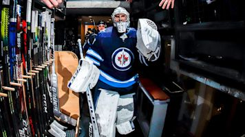 Even great goaltending can't save the Jets