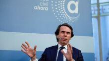 González y Aznar difieren sobre Cataluña pero coinciden en penar la deslealtad