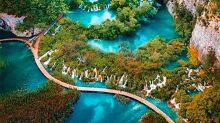 Plitvice: El parque de los lagos y cascadas en Croacia