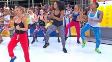 'Workout Wednesday' on 'GMA': Tracy Anderson Leads Dance Cardio Workout