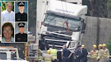 Another man arrested over crash that killed four police officers