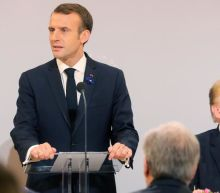 Trump taunts Macron over European army with world war jibe: 'They were learning German in Paris before US came along'
