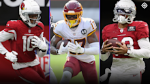 Fantasy Injury Updates: DeAndre Hopkins, Terry McLaurin, Christian Kirk affecting Week 4 start-sit decisions