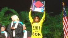 Parkland Families Accept Victim's Diplomas