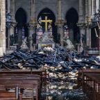 Notre Dame fire: Fund to rebuild Paris cathedral set to reach one billion euros