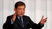 Ex-defence minister Ishiba is people's choice for next Japan PM - polls