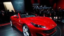 Ferrari looks to capitalize on brand name as it promises faster growth
