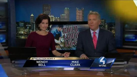 Action News Investigation: Pittsburgh area companies hit with child labor fines