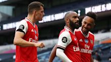 Arsenal, Lacazette évoque son avenir et celui d'Aubameyang