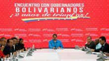 Maduro entrega minas de ouro a governadores como orçamento