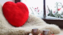 Cozy essentials for spending Valentine's Day at home