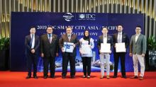 """Forest City """"Smart B.I.A"""" System Wins IDC Smart City Asia Pacific Awards"""