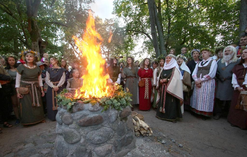 Baltic pagans ask pope for help over religious status battle