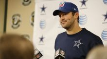 Tony Romo's CBS broadcasting debut will be ... at a golf tournament