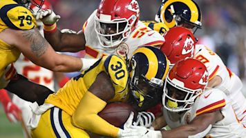 Somehow, Gurley has his worst game of season