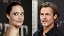 Angelina Jolie pide el retiro de juez privado de su divorcio de Brad Pitt