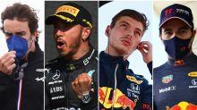 Los 10 pilotos mejor pagados de la Fórmula 1 en el 2021