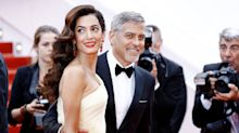 Happy Anniversary, George and Amal!