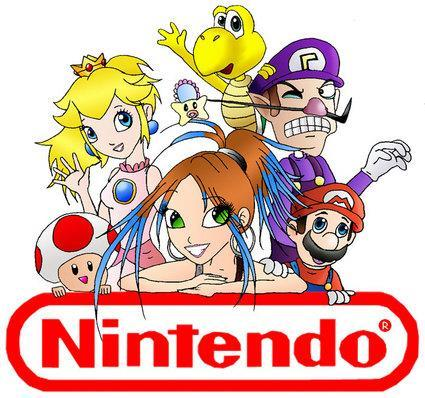 Musicians and Nintendo mix well