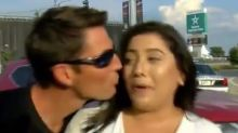 Reporter Kissed On Live TV Calls Out Her Harasser: 'This Is Not OK'