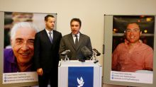 Lawyer urges Trump to press Iran on jailed U.S. father and son at nuclear talks