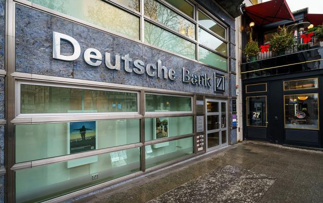 Deutsche Bank (DB) Might Cut Nearly 9,000 Jobs in Germany (Revised)