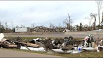 North Texas Red Cross Helping Arkansas Tornado Victims