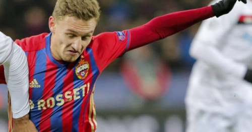 Foot - RUS - Russie : le CSKA Moscou repart de l'avant à Oufa