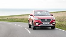 First drive: The MG HS PHEV brings electrification to this family SUV