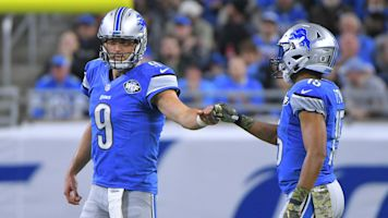 Golden Tate: Stafford is best QB I've played with