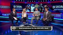 Bold predictions for 2015 NFL Draft