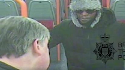 Train murder victim knifed '18 times in 25 seconds'